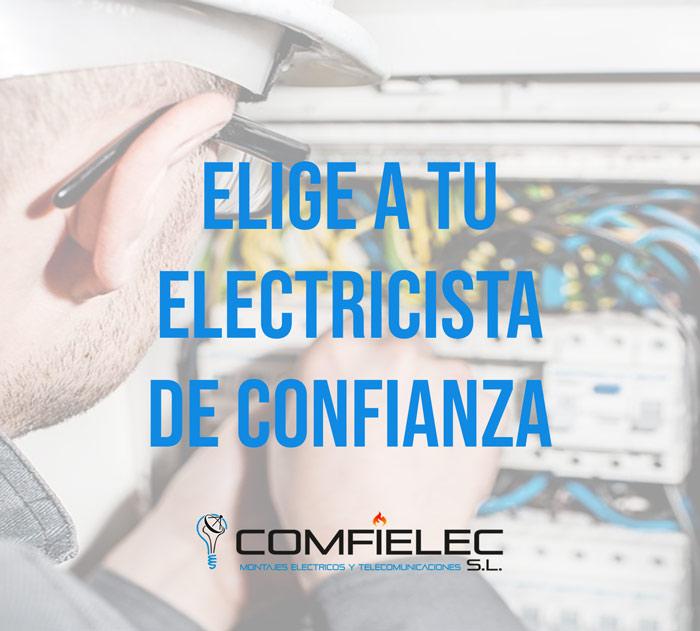 Electricista de confianza