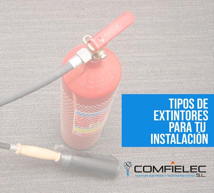 Extintores Almería