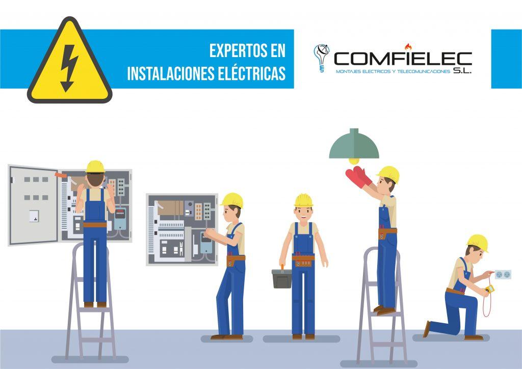 Electricistas Obra