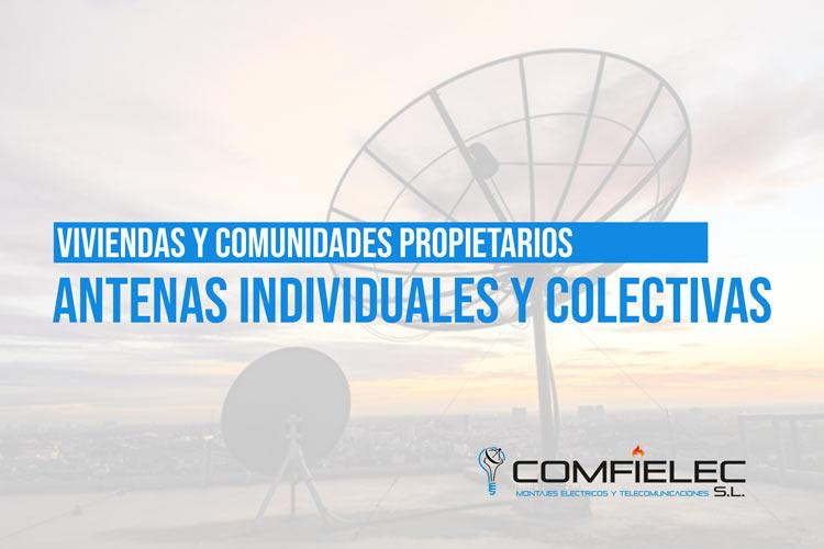 antenas colectivas