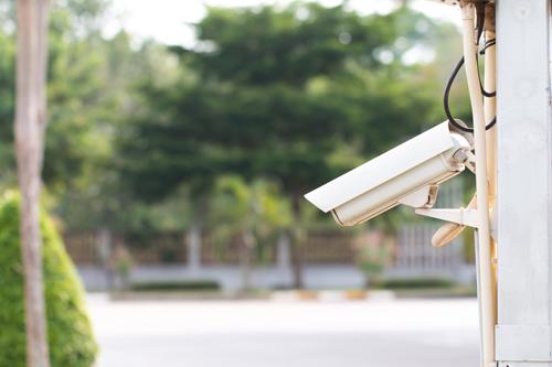 robo calle camara seguridad