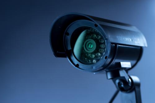 cámara seguridad videovigilancia