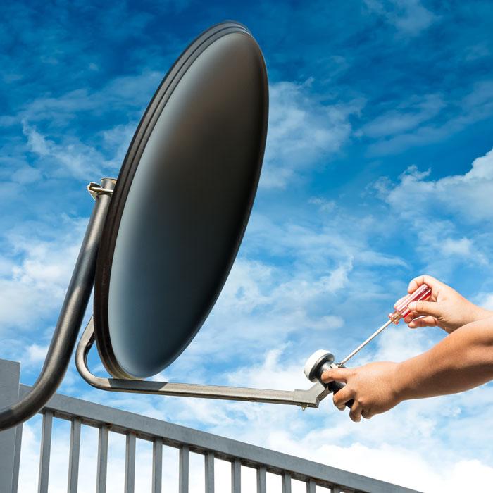 antena tecnico instalacion sintonizar tdt