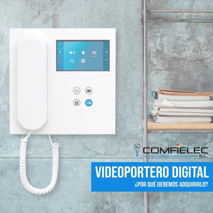 videoportero portero digital