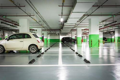 garaje control de accesos