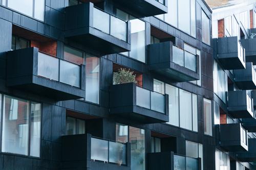 viviendas control de accesos vecinos
