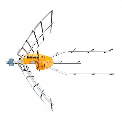 antena ellipse televes parabolica