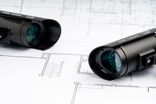 camara seguridad proyecto