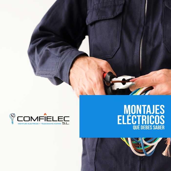 empresa montajes eléctricos